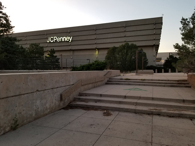 Colorado Springs, CO Citadel Mall - JC Penney's