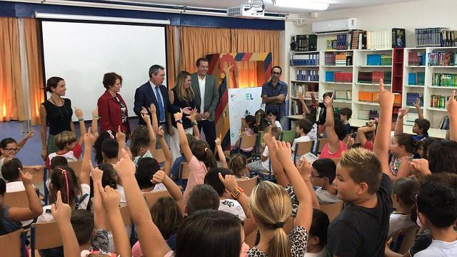 Inicio curso escolar en Sevilla