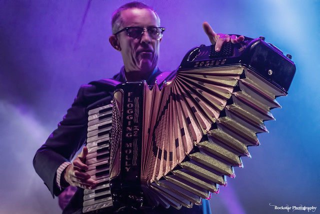 Flogging Molly (w/ The Devil Makes Three, Le Butcherettes) at RBC Echo Beach (Toronto, ON) on September 3, 2019