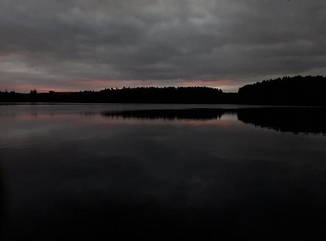 Golden Hour - Venford Reservoir