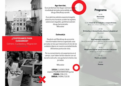 Programa Jornadas Pareann
