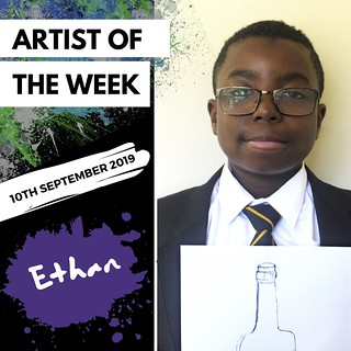 Ethan Artist of the Week