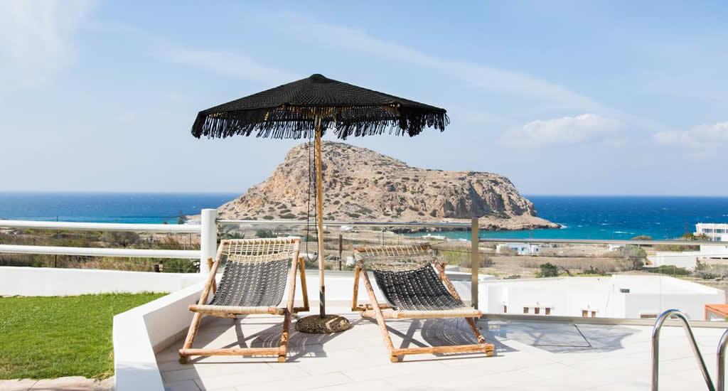 Mooiste dorpjes Karpathos, accommodatie in Arkassa: Arkasa Palaca Boutique Villas | Vakantie Karpathos