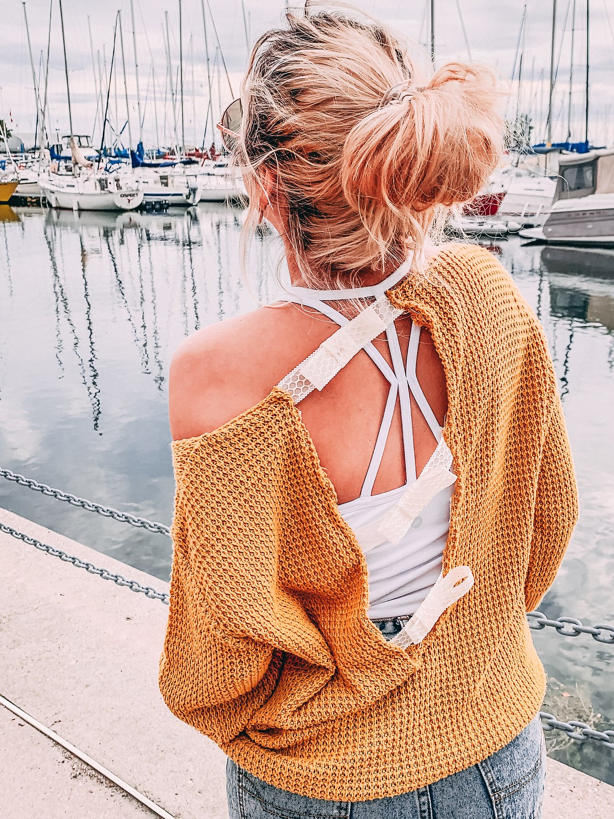 DIY Fall Sweater