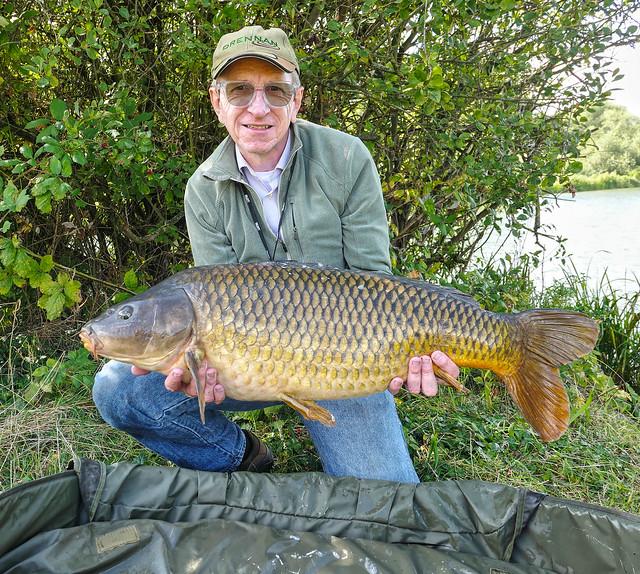 24lb Common Carp