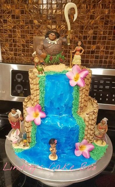 Cake by Lindsey J Grady