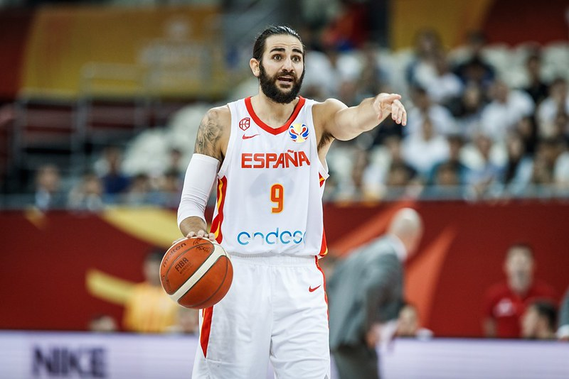 Ricky Rubio。﹝圖/FIBA官網提供﹞