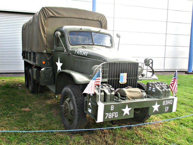 610 GMC CCKW (with winch front end)