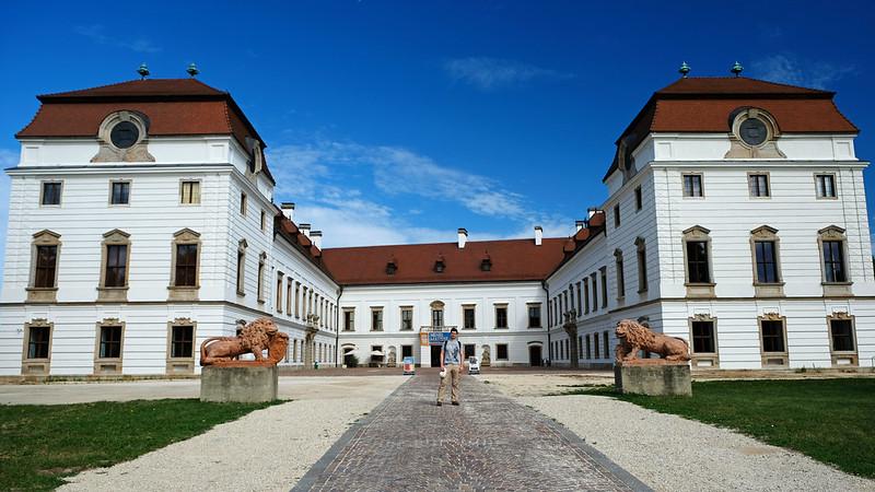 Esterházy Palace of Pápa, Hungary