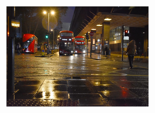 The Streets of London...