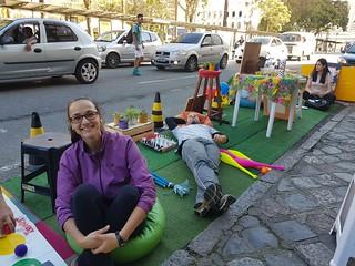 Park(ing) Day Curitiba 2018