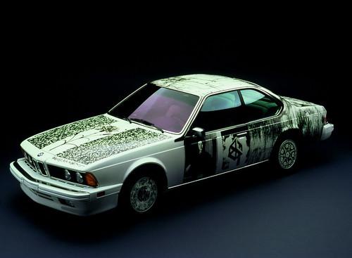 ART CARS_RAUSCHENBERG