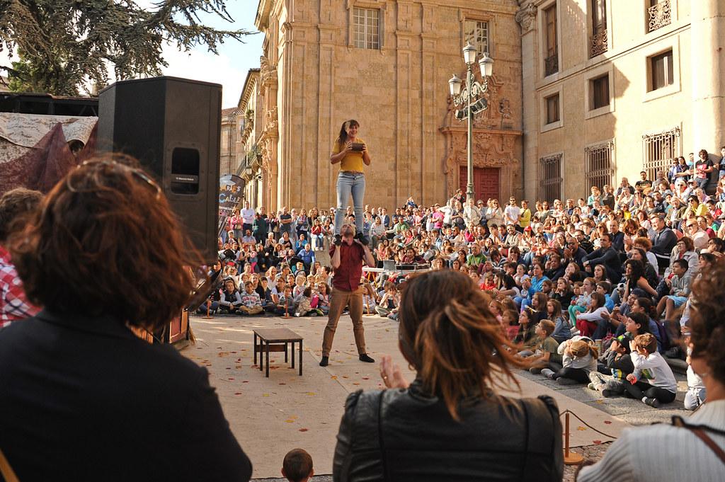 festival de artes de calle  Plaza de Anaya Salamanca (1 de 17) (15)
