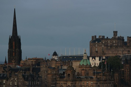 Edinburgh from Calton Hill | by Rabbittownie