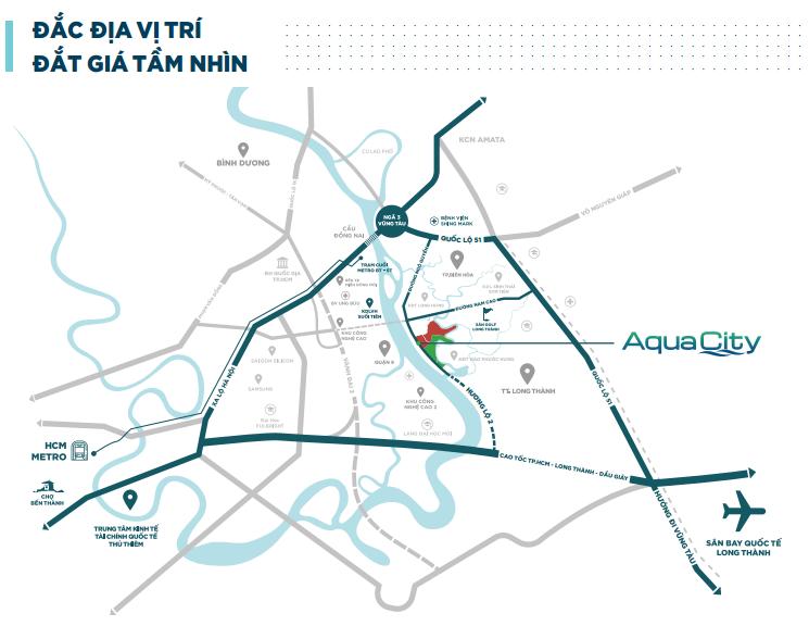 Với vị trí tâm điểm của vùng kinh tế trọng điểm, Đồng Nai đang được đầu tư phát triển hạ tầng mạnh mẽ
