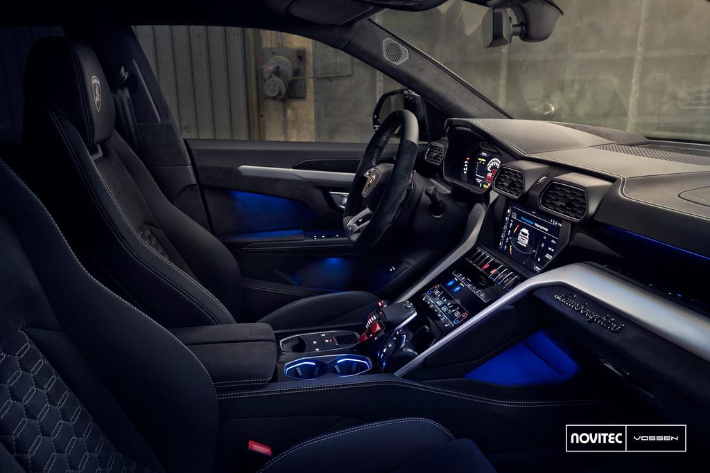 Lamborghini Urus - Novitec x Vossen Series - NL4 - © Vossen Wheels 2019 -  0510
