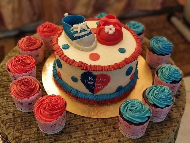 Cake by Bini Prathish