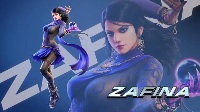 Zafina