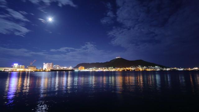 函館港 夜景 ~the port of Hakodate night view~