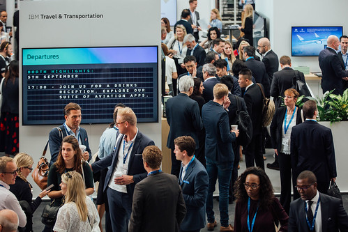 Stands & Branding Opportunities from World Aviation Festival