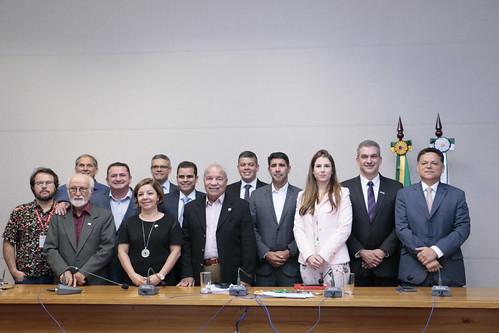 Reunião da CCJ