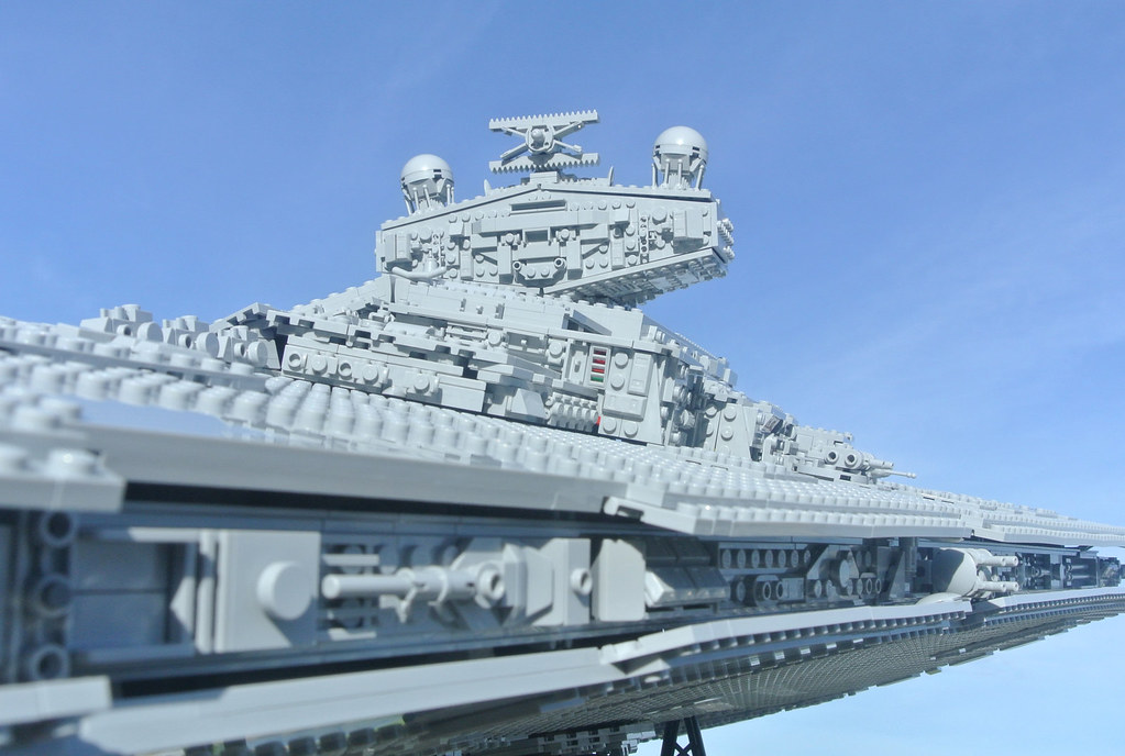 LEGO Star Wars 75252 Imperial Star Destroyer review