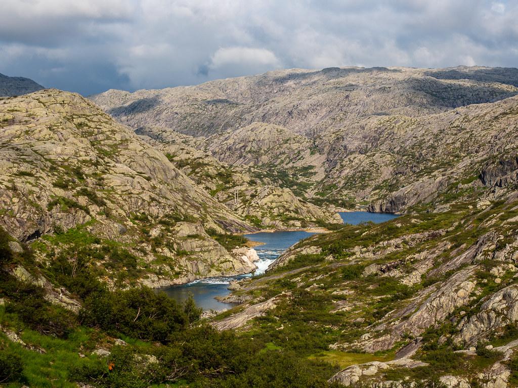 Обзорная экскурсия по югу и северу Норвегии в августе 2019, 28 дней и 8000 км на машине с детьми