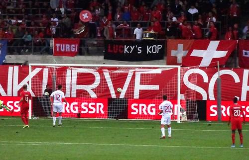 Switzerland 4:0 Gibraltar