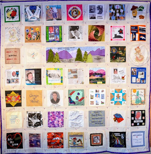 Donor Family Quilt 9