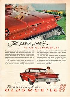 1960 Oldsmobile Ninety-Eight SportSedan