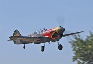 Curtiss P-40N Warhawk S/n.42-106396 NL1195N
