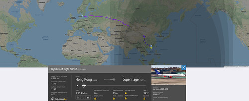 2019_03_19 HKG-CPH | by CaptainsVoyage