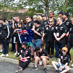 The Aussies at Dream Ride 2019