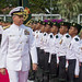 Commander U.S. Indo-Pacific Command participates in an honors ceremony at the Brunei Ministry of Defence
