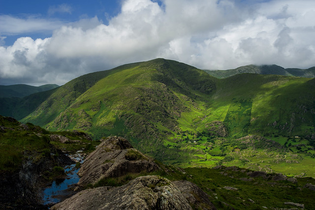 Hungry Hill of the Caha Mountains