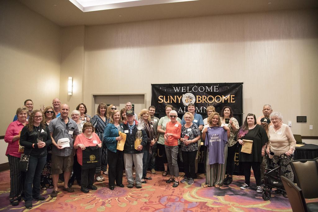 Alumni Night at Tioga Downs 2019