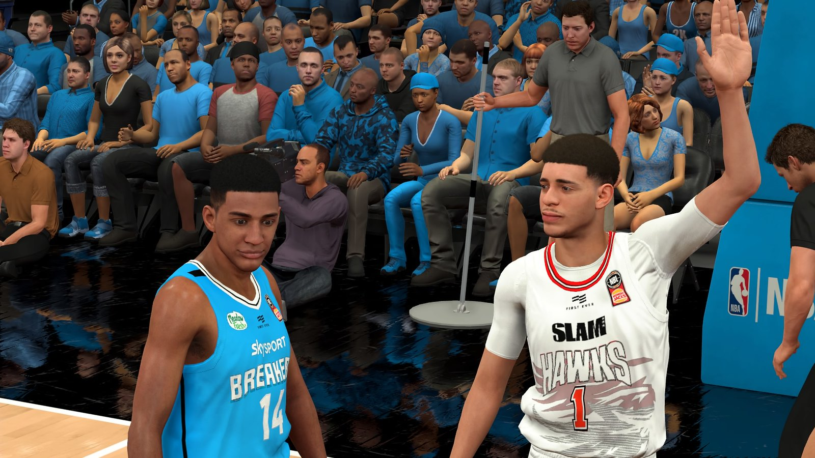 Nba 2k20 College Roster 2k20 Operation Sports Forums