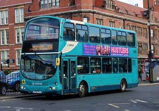 Arriva North East: 7494 / LF02 PLJ