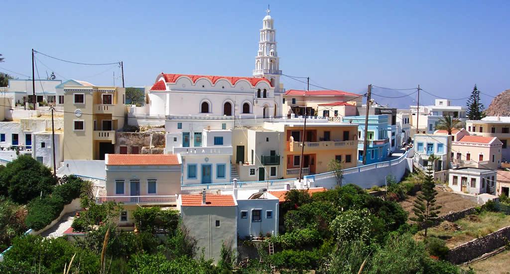 Bezienswaardigheden Karpathos: Arkassa | Vakantie Karpathos