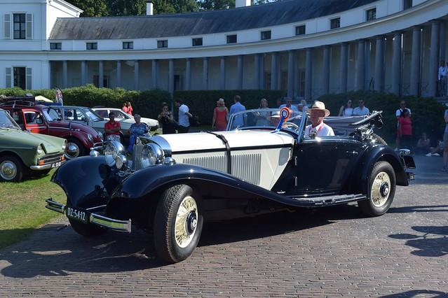 Mercedes-Benz 540 K Cabriolet A 1936