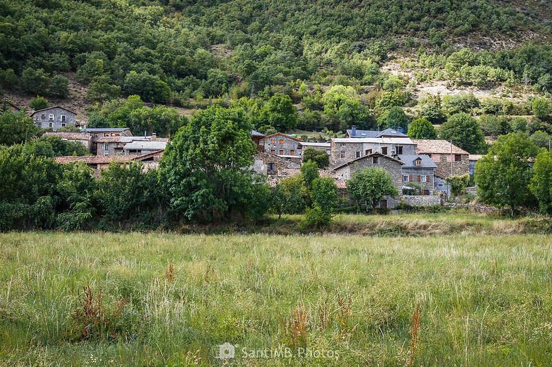 El pequeño pueblo de Cóll