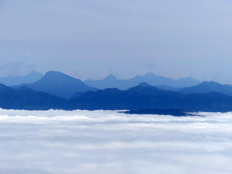 Alpes suisse-italienne