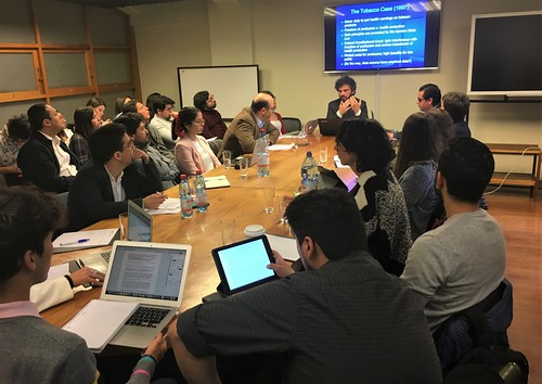 4º Seminario de Teoría del Derecho del Fin del Mundo