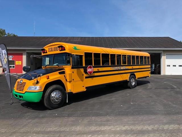 Autobus Scolaire Propane