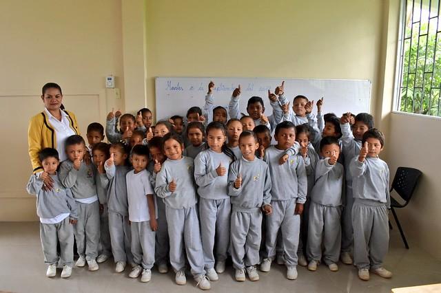Reapertura Escuela de Educación Básica 7 de Mayo - Babahoyo