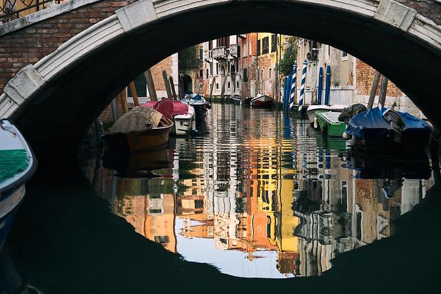 The Venice eye.