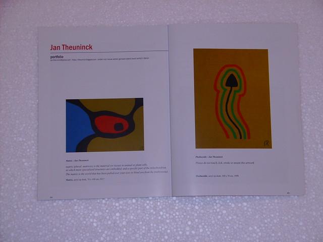 Jan Theuninck published in Kunstmagazine, 2019