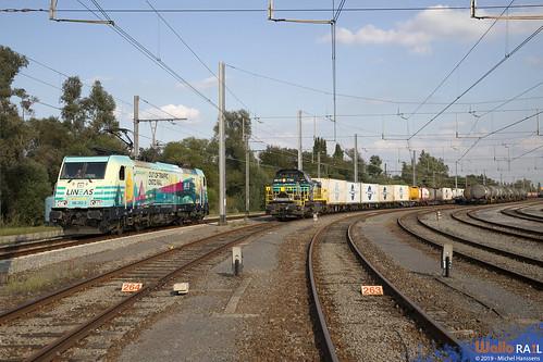 186 252 + 7784 . LNS . Z 43832 . Antwerpen Noord . 10.09.19.