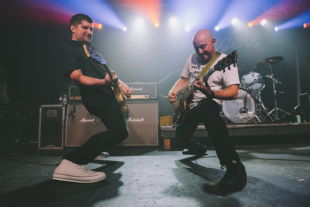 The Menzingers // Greg Barnett & Tom May