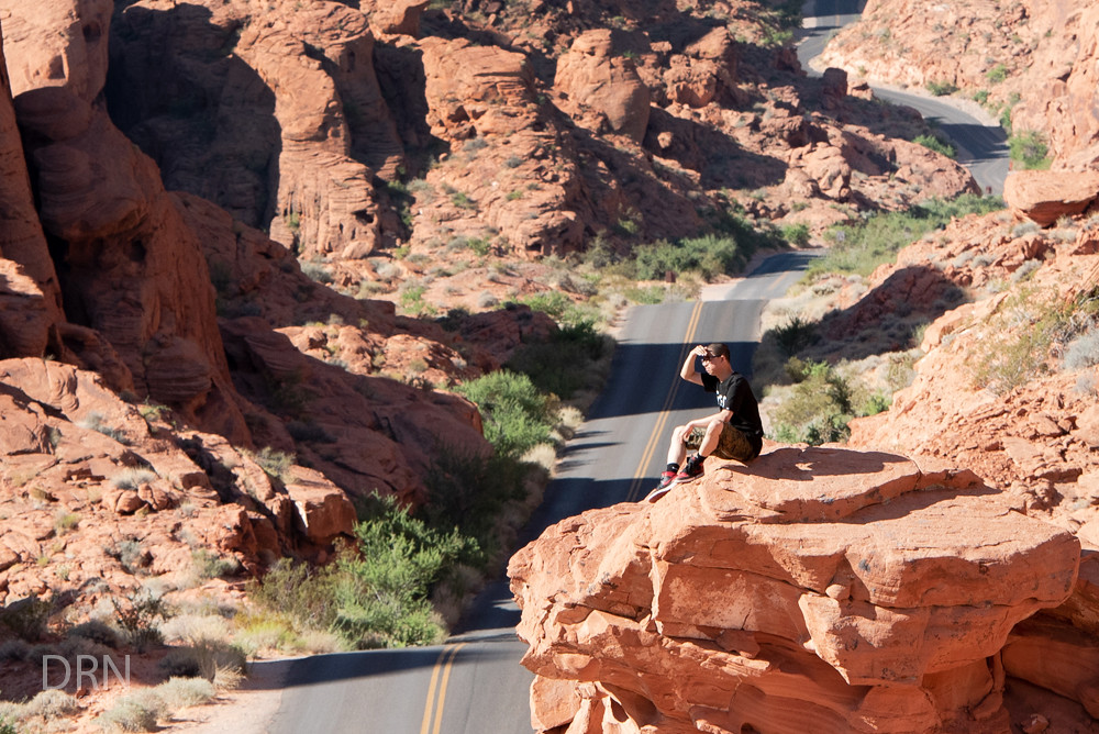 Valley of Fire, NV.